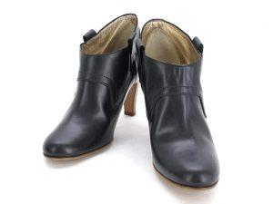 シャネル ぶーティ ショーツブーツ 靴