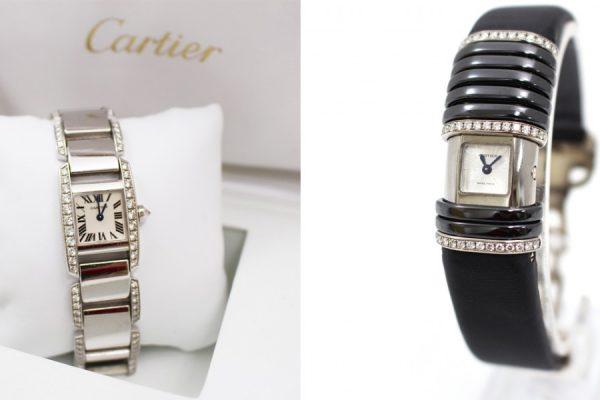 ブランド出張買取でカルティエの腕時計を買取
