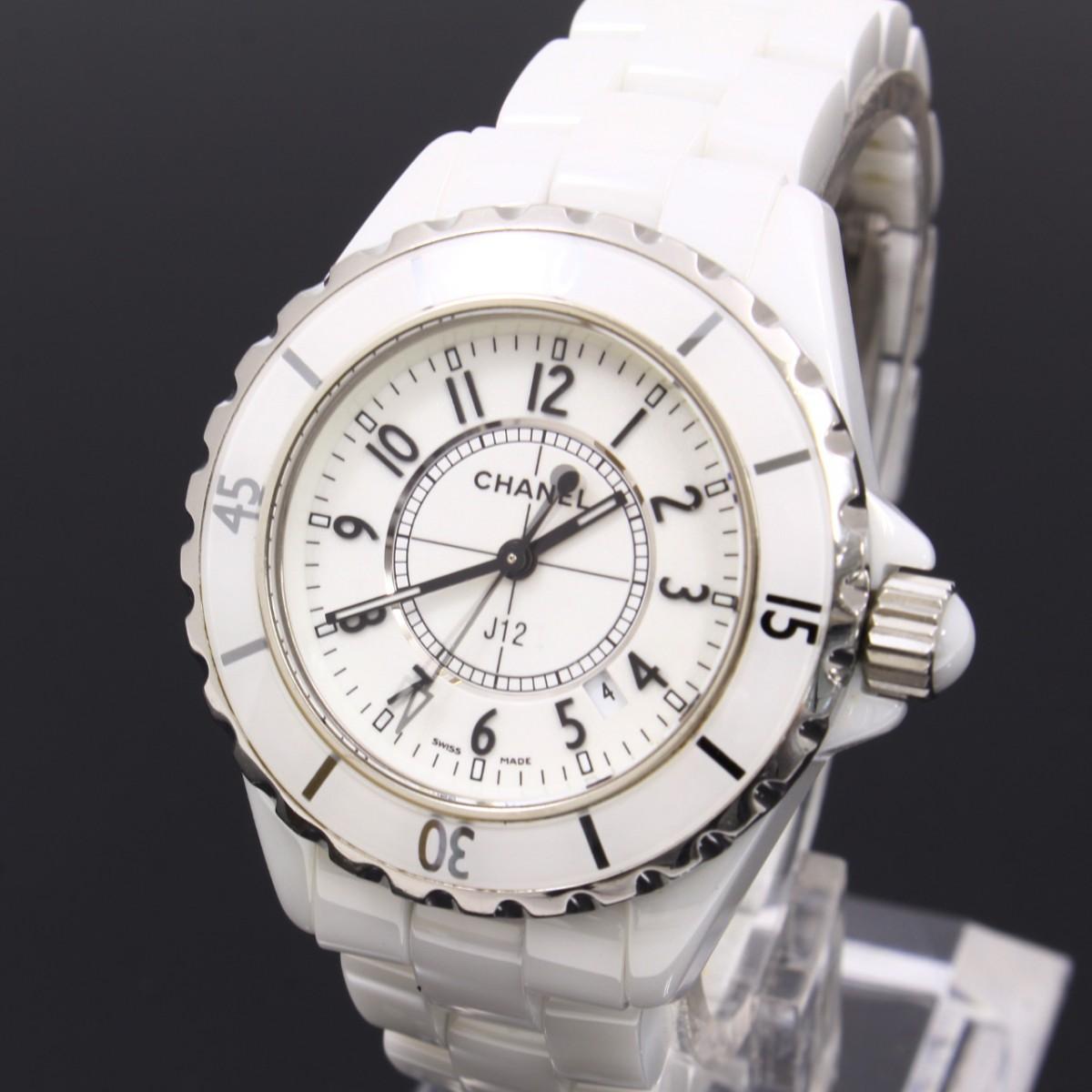 online store 0785b 6db81 大阪吹田でシャネルの腕時計 J12を買取☆|吹田買取