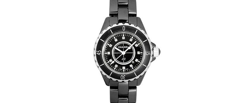大阪吹田でシャネルの腕時計 J12をお買取り☆