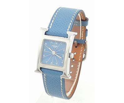 豊中市でエルメスのHウォッチ レディース腕時計をお買取☆