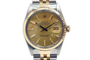 ロレックスの時計が壊れて止まっていても売れました!
