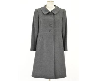 京都府のお客様からフォクシーのコートを宅配買取致しました☆