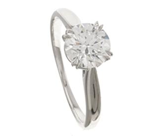 鑑定士が親切だったのでダイヤモンドのリングを売りました