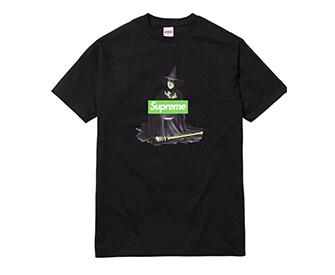 シュプリームコラボTシャツ