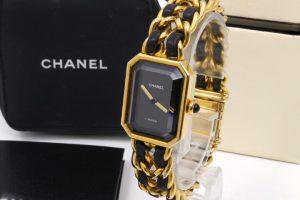 シャネルのプルミエールを55,000円で買取!時計を売るなら当店へ!