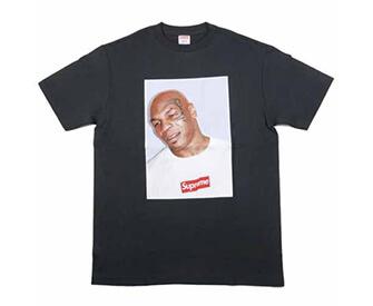 マイクタイソンTシャツ