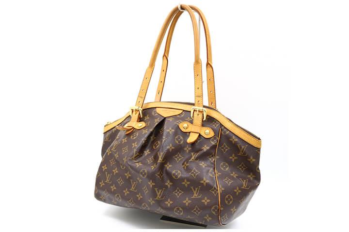 吹田店でルイヴィトンのバッグ(ティボリ)を買取致しました!!
