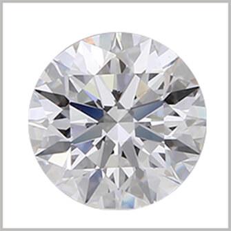 ダイヤモンドが大きい