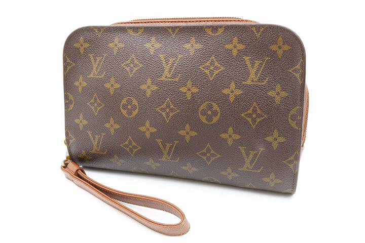 吹田店にてルイヴィトンのセカンドバッグを買取いたしました!