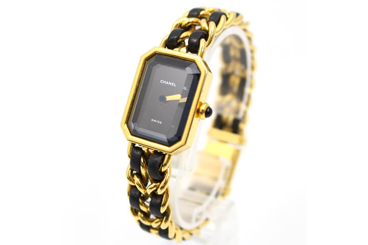 吹田店にてシャネルの腕時計プルミエールを買い取りました!