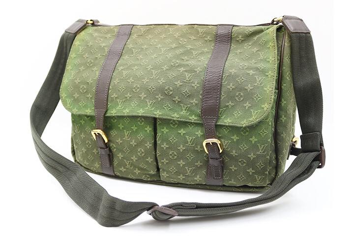 吹田店にてルイヴィトンのバッグ(サックママン)を買取ました!