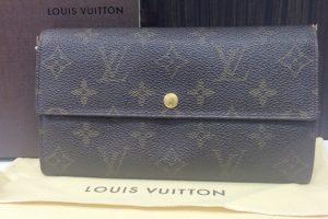 ルイヴィトンの財布やポーチなど数点を出張買取で買い取りました!【寝屋川市】
