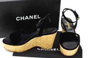シャネルの靴を複数点買取|大阪吹田ブランド買取
