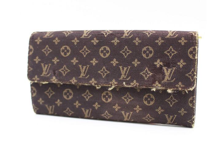 ルイヴィトンの手帳カバー(アジェンダ)と財布を買い取りました!