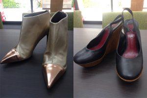 大阪市西成区千本南でクロエなどブランド靴を出張買取!
