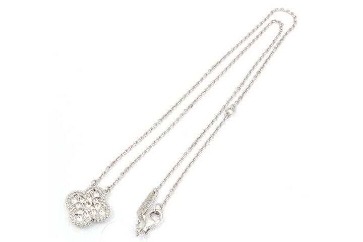 ヴァンクリーフアーペルのネックレスを買い取りしました!