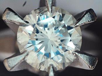 ダイヤの内包物
