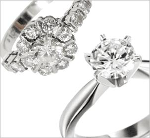 ダイヤモンドの買取