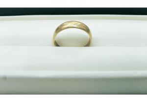 大阪市都島区のお客様からK24・24金・1000リングを高価買取