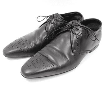 大阪でルイヴィトンの靴買取