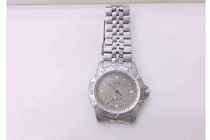 都島店にてタグホイヤー腕時計プロフェッショナル1500高価買取