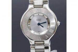 梅田北新地店にてカルティエマストヴァンティアンの時計を高価買取