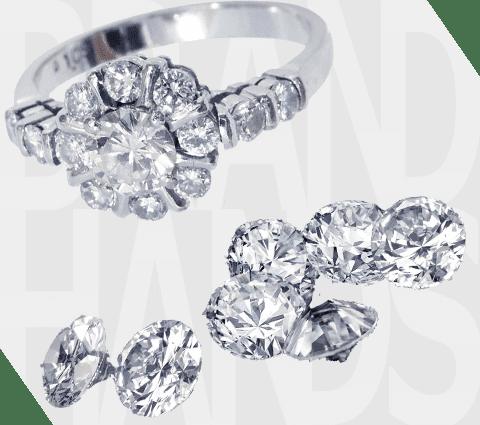 ダイヤモンド 買取 質問