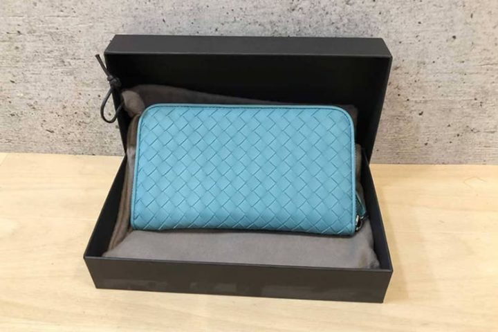size 40 cbc61 75cbf ボッテガの長財布はボロボロでも高価買取のブランドハンズ梅田店!