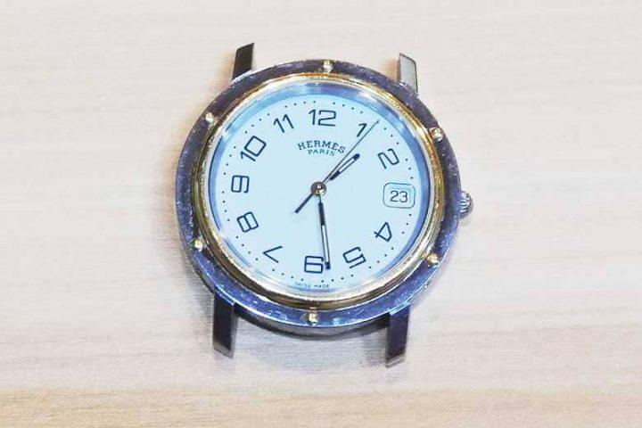 梅田北新地店で堂島のお客様よりエルメスクリッパー時計を高価買取