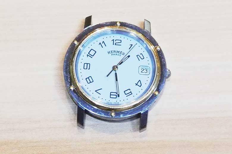 エルメス クリッパー 時計