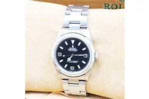 ロレックスの腕時計エクスプローラーI高価買取しました|吹田江坂店