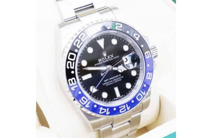 wholesale dealer 3818a 301ad ロレックスGMTマスターⅡ・116710BLNRを超高額買取!