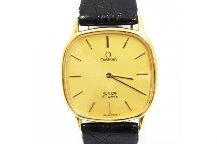 梅田北新地店にてオメガのアンティーク腕時計デビルを高価買取!
