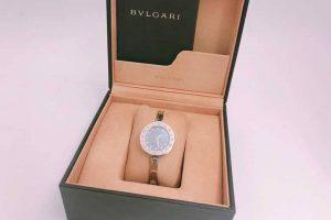 吹田店|ブルガリ腕時計のビーゼロワン12Pダイヤモンドを高価買取