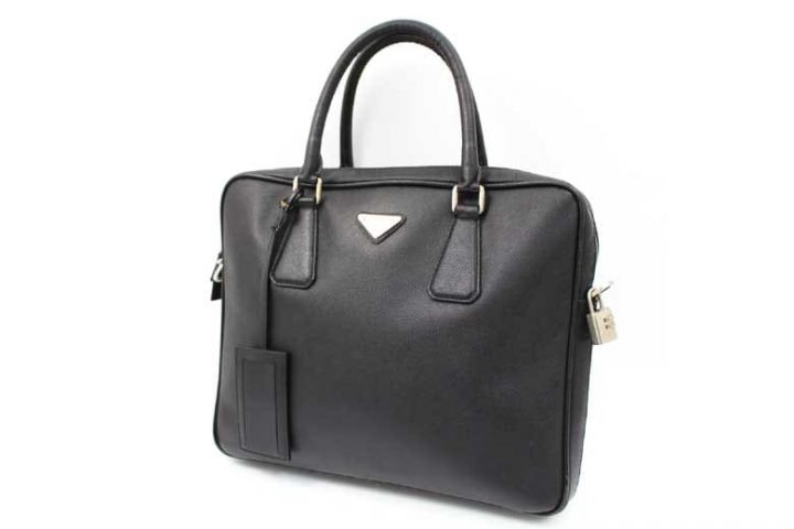 北区中崎のお客様よりプラダハンドバッグを高価買取|梅田北新地店