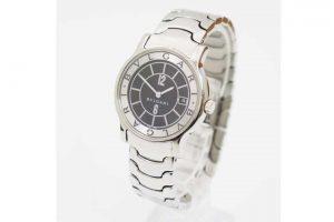 大阪市曽根崎のお客様よりブルガリの腕時計ソロテンポを高価買取!
