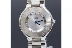 梅田北新地店|カルティエの時計マストヴァンティアンを高価買取