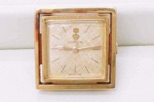 都島店|蒲生のお客様より壊れて動かないコルムの時計を高価買取