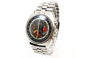オメガの腕時計シーマスターサッカータイマーを高価買取|梅田北新地店