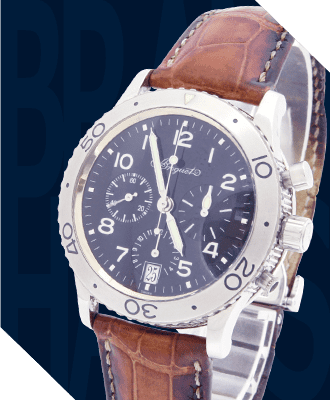 ブレゲ 時計 買取