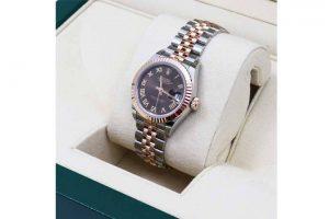 梅田北新地店にてロレックスの腕時計デイトジャスト レディースを高価買取