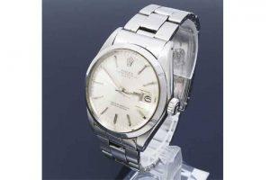 ロレックスの時計オイスターパーペチュアルを高価買取|梅田北新地店