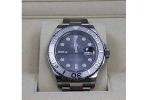 東大阪市のお客様よりロレックスの腕時計ヨットマスターを高価買取!