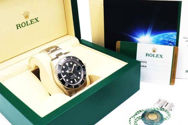 福島区のお客様よりロレックスサブマリーナ116610LNを高価買取