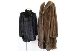 箕面市出張買取☆ミンクの毛皮のコート等多数お売りいただきました!!