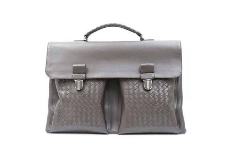 豊中市のお客様からボッテガのビジネスバッグを高価買取|吹田江坂店