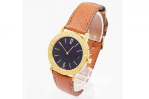 豊中市のお客様よりブルガリのレディース時計の美品を高価買取!