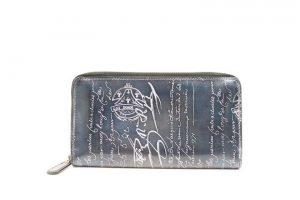 都島店にてベルルッティのラウンドファスナー長財布を高価買取!