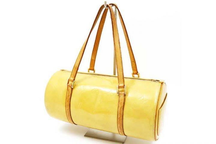 善源寺町のお客様よりルイヴィトンヴェルニの変色したバッグを買取